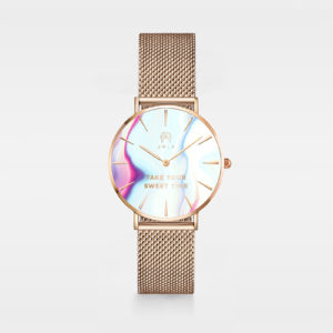 Mesh Watches- Take your sweet time